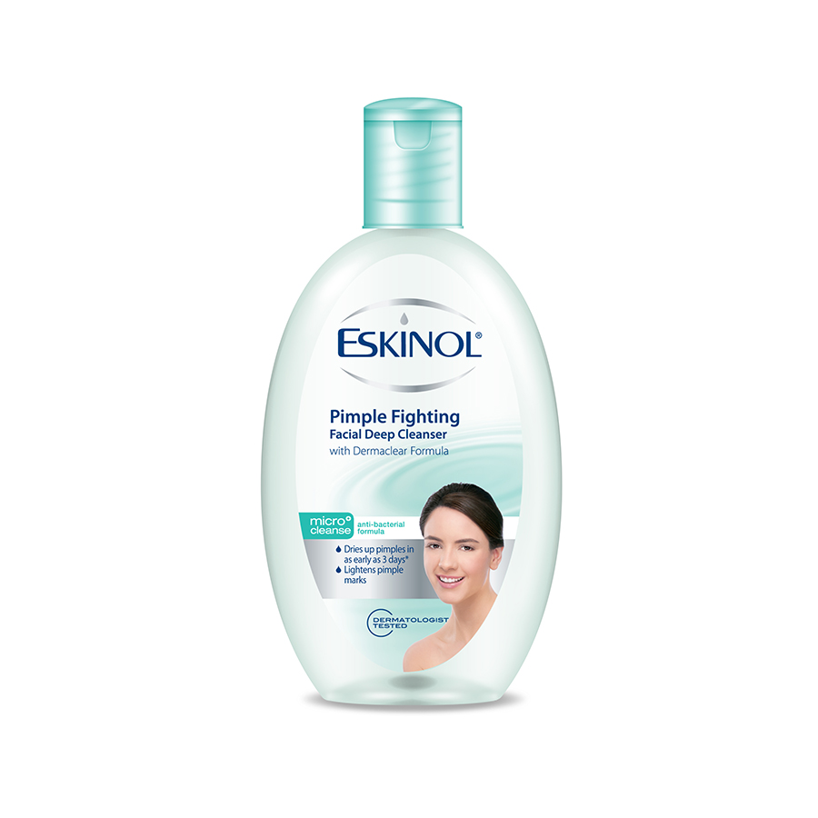 Eskinol Pimple Fighting Facial Deep Cleanser Shop Pinoytownhall