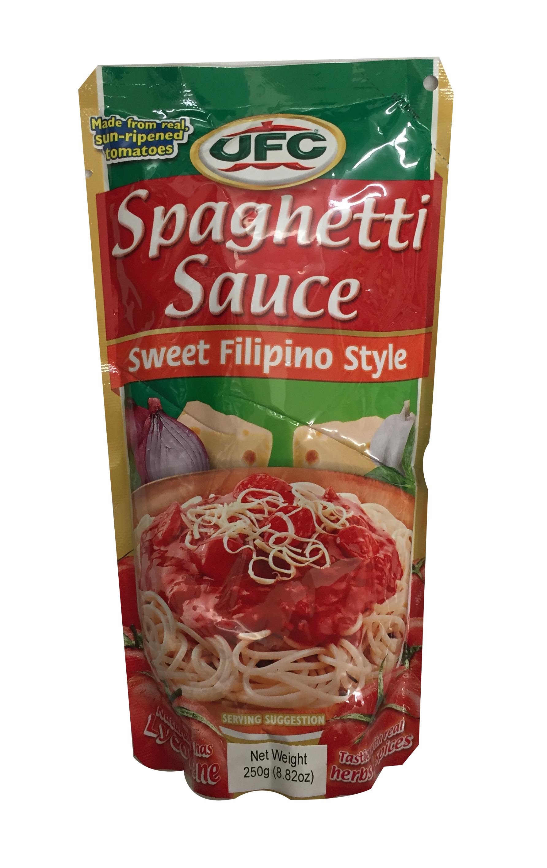 Spaghetti Sauce Sweet Filipino Style 8 82 Oz Spaghettisauce Sale